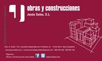Construcciones Jesús Sales