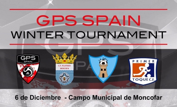 "El Juvenil disputará el ""Gps Spain Winter Tournament""."